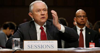Sessions defends himself, denying allegations during Senate testimony