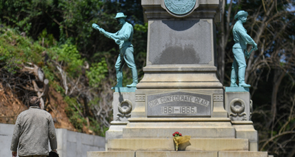 Inside the hidden history of confederate memorials