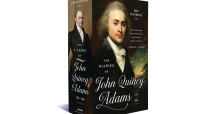 'John Quincy Adams' shares the diary of America's most passionate president
