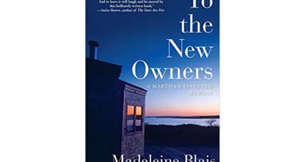 'To the New Owners' is a bittersweet ode to a Martha's Vineyard home