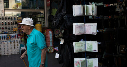 Unemployed, debt-weary Greeks view eurozone bailout with skepticism