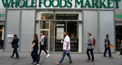 Grocery wars: Amazon set to expand its delivery with purchase of Whole Foods
