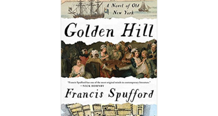'Golden Hill' is a terrific debut historical novel, set in 1746 Manhattan