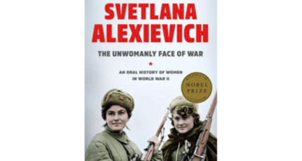 'The Unwomanly Face of War' records Russian women fighting in WWII