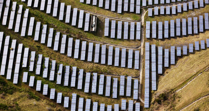 Renewable energy at a 'tipping point'