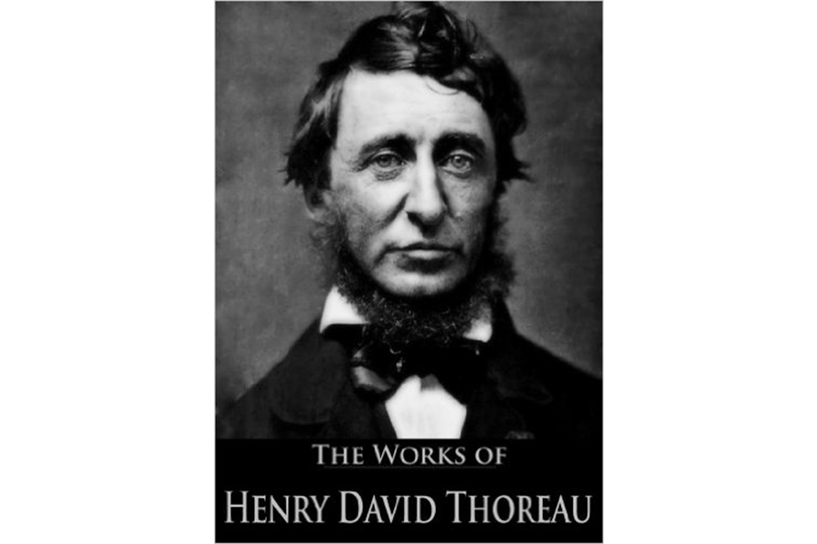 Happy Birthday To Henry David Thoreau An Inconvenient Yet
