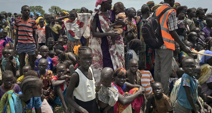Famine must receive more of the world's attention