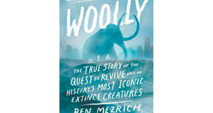'Woolly' is a page-turning look at scientists pushing the limits of DNA research