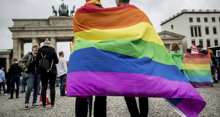 Germany legalizes same-sex marriage