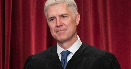 Justice Gorsuch's running start: What that may mean for Supreme Court