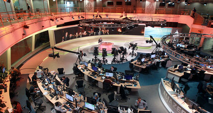 Gulf Arabs vs. Qatar: Why all the fuss over Al Jazeera?