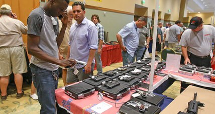Black gun owners ask: Does the Second Amendment apply to us?
