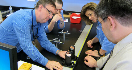Looking for leaders in physics education? Try New Jersey.