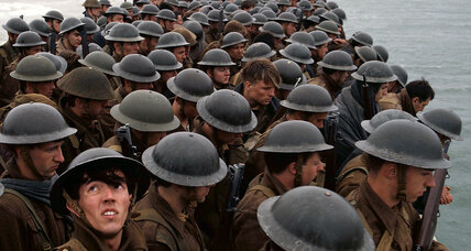 In 'Dunkirk,' war is a minute-to-minute struggle for survival