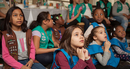 For homeless girls in Queens, Girl Scout Troop 6000 offers an anchor