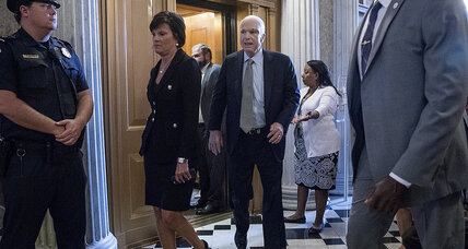 McCain to Senate: Focus less on winning, more on problem-solving