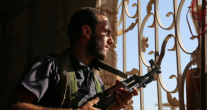 Syria pivot? Why anti-Assad rebels, dropped by CIA, could land with jihadists.