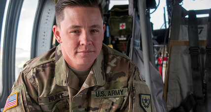 Transgender soldier: 'This is the only job I ever wanted'