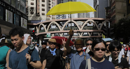 Hong Kong's uneasy deal with China