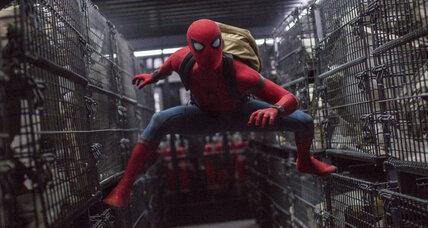 Strengths of 'Spider-Man: Homecoming' are its jaunty high school scenes