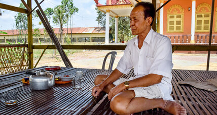 Economy races ahead, but land-rights turmoil leaves many Cambodians behind