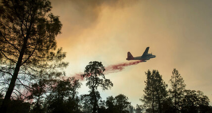 Fire crews report better containment in California, Western US blazes