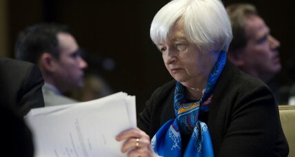 Yellen to Congress: interest rates will continue to rise