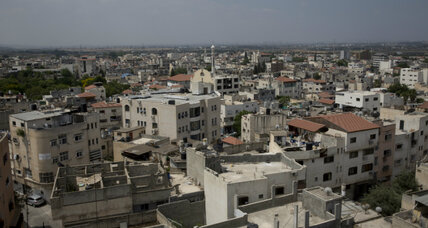 Israel weighs canceling key concession to an overcrowded West Bank city