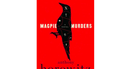 'Magpie Murders' author Anthony Horowitz delivers remarkable twist on the classic whodunnit