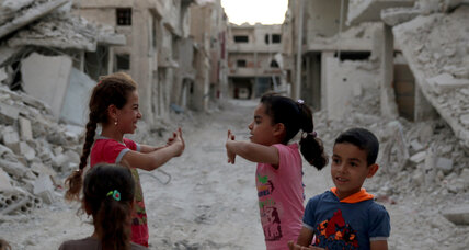 A toehold for peace in Syria