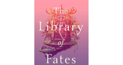 'The Library of Fates' has clever mythology, delicious language