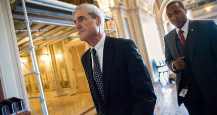 Trump team to probe for conflicts of interest in Mueller aides