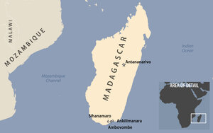 Madagascar skirted famine barely Now its boosting resilience