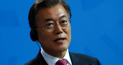 South Korea strives for more labor-friendly growth and financial equality