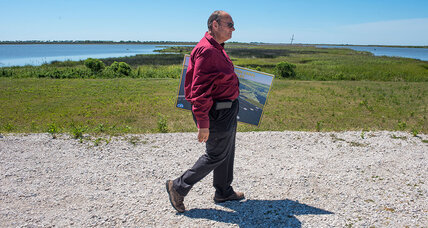 Tactical retreat? As seas rise, Louisiana faces hard choices.