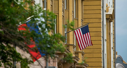 Russia trims down number of US diplomats in response to new sanctions