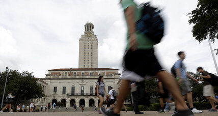 A sticky week for college admissions as affirmative action debate heats up