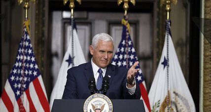Mike Pence's job: Navigating most challenging vice presidency in US history