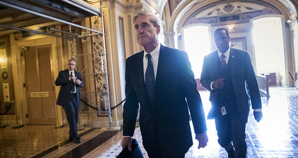 Can Congress keep Robert Mueller from being fired?