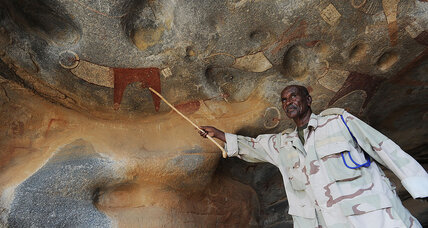 Finding Somaliland's ancient cave art is hard. Protecting it could be harder.