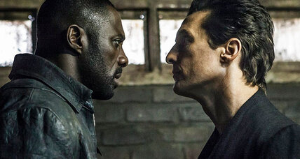 'The Dark Tower' is a forgettable 'Lord of the Rings'-'Matrix' mashup