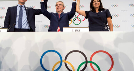 Olympic partnerships sweetened deal for Paris 2024 and Los Angeles 2028