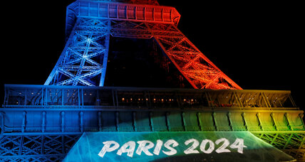 Parisians weigh the pros and cons of winning the 2024 Olympic bid