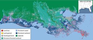In race against rising seas Louisiana scrambles to save dwindling