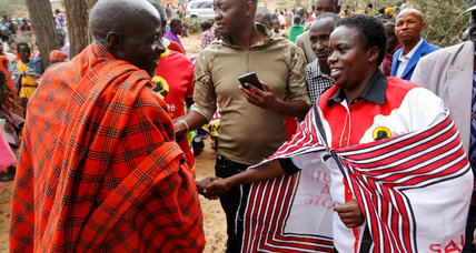Women candidates seek transformation in Kenyan gender relations