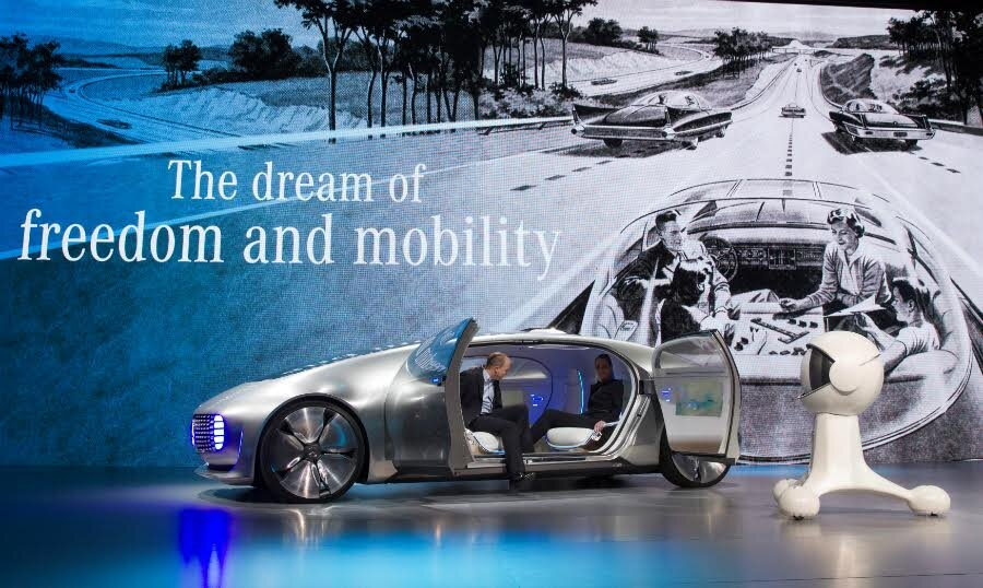 Lead Change Or Decline: The Future Of The Automotive ...