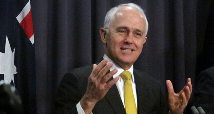 Australian PM asks public to weigh in on gay marriage