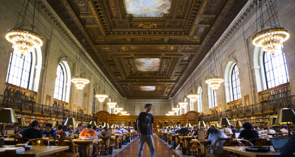 Libraries obsolete? No way, say Millennials.