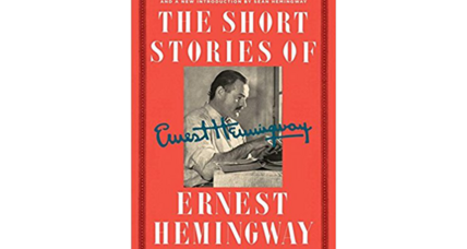 'The Short Stories of Ernest Hemingway' reveals much – maybe too much