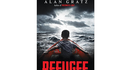 How to explain refugee crisis to kids? Books.
